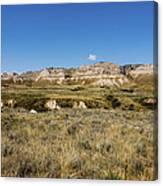Scotts Bluff National Monument - Scottsbluff Nebraska Canvas Print