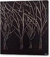 Scott's Trees Canvas Print