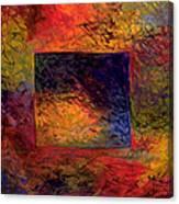 Scratch  -  Prints Available But Original Sold Canvas Print
