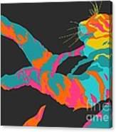 Scratch Multi Canvas Print