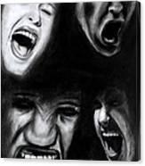 Scream Canvas Print