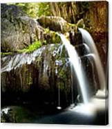 Screw Auger Falls 5281 Canvas Print