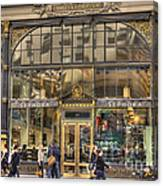 Scribner's Sons Building Canvas Print