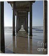 Scripps Pierla Jolla California Canvas Print