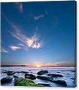 Scripps Pierr Sunset Canvas Print