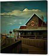 Sculley's Canvas Print