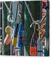 Sea Buoy's Canvas Print