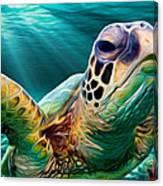 Sea Cruise Canvas Print