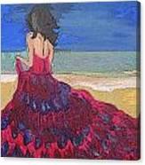 Sea-escape Canvas Print