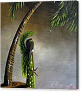 Sea Fairy II By Shawna Erback Canvas Print