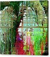 Sea Glass Canvas Print