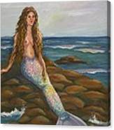 Sea Maiden Canvas Print