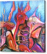 Sea Melancholy Canvas Print