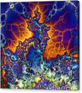 Sea Of Creativity Canvas Print