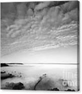 Sea Of Fog Canvas Print