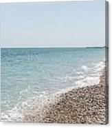Sea Of Italy Canvas Print
