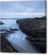 Sea Path Canvas Print