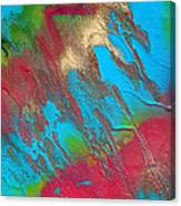 Seabreeze Abstract Painting Canvas Print