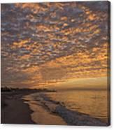 Seabright Sunrise Canvas Print