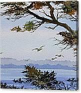 Seacoast Mood Canvas Print