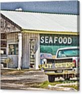 Seafood Canvas Print