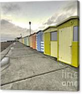 Seaford Beach  Canvas Print