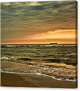 Seagoing Canvas Print