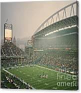 Seahawks Stadium 2 Canvas Print