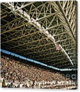 Seahawks Stadium 4 Canvas Print