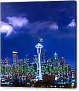 Seahawks Xlviii Canvas Print
