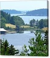 Seal Harbor Maine Canvas Print