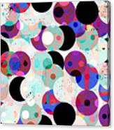 Seamless Pattern Background Canvas Print