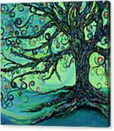 Searching Branches Canvas Print