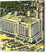 Sears Roebuck And Co. In Memphis Tn In 1941 Canvas Print