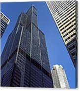 Sears Tower Canvas Print