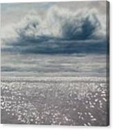 Seascape 160 X 120 Canvas Print