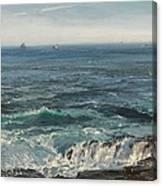 Seascape 1877 Canvas Print