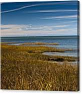 Seascape 2 Canvas Print