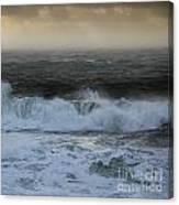 Seascape 2 The Sound  Canvas Print