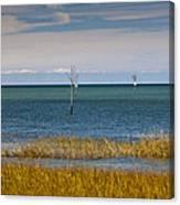 Seascape 3 Canvas Print