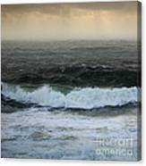Seascape 3b The Sound  Canvas Print