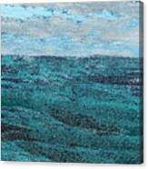 Seascape Abstract Canvas Print