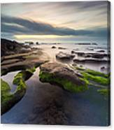 Seascape Bali Canvas Print