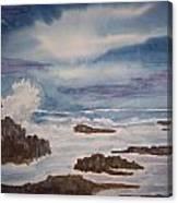Seascape Five Canvas Print