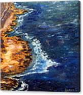 Seascape Series 5 Canvas Print