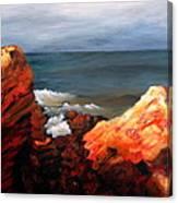 Seascape Series 6 Canvas Print