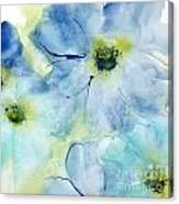 Seashell Cosmos 1 Canvas Print