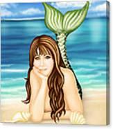 Seaside Daydreams Canvas Print