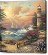 Seaside Dream Canvas Print