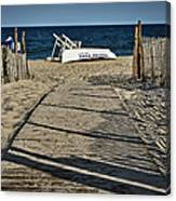 Seaside Park New Jersey Shore Canvas Print
